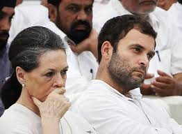 sonia and rahul