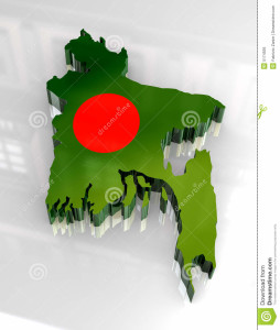 3d-flag-map-bangladesh-5174556