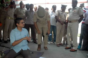 ips in protest
